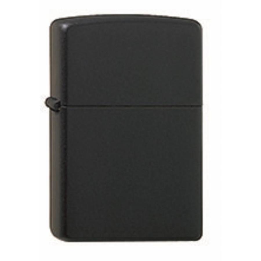 Lighter Zippo Media Chrome Black Matte