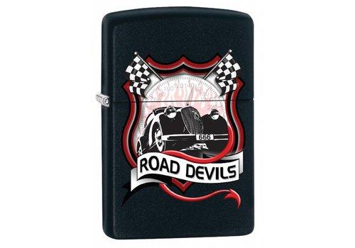 Lighter Zippo Road Devils