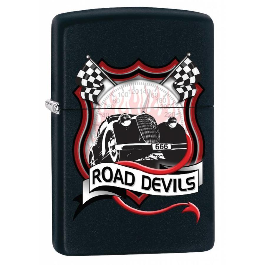 Aansteker Zippo Road Devils
