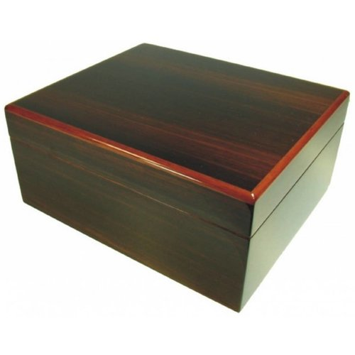 Angelo Humidor Massacar Wood