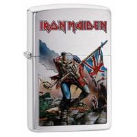 Lighter Zippo Iron Maiden