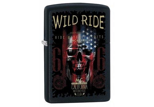 Aansteker Zippo Wild Ride