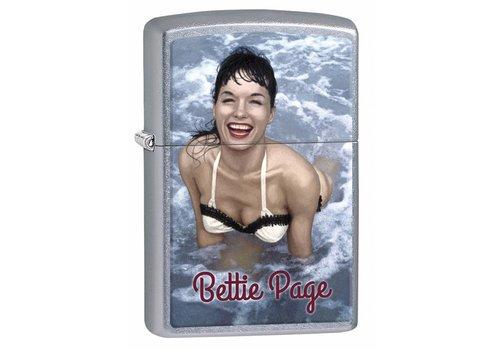 Aansteker Zippo Betty Page
