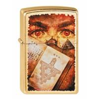 Aansteker Zippo Goth - Eye Book
