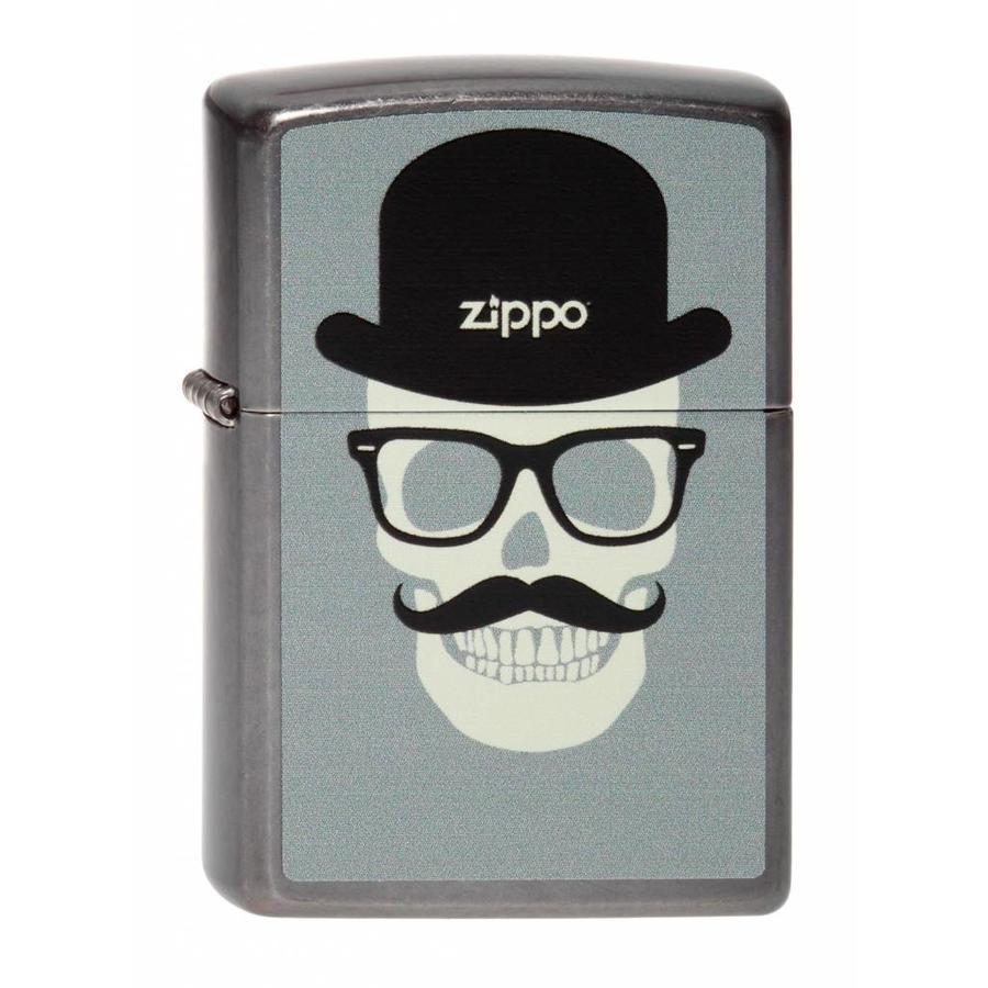 Aansteker Zippo Funny Skull