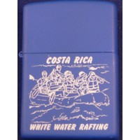 Aansteker Zippo Costa Rica White Water Rafting