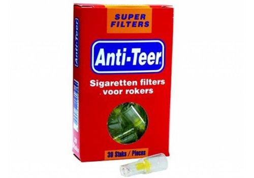 Anti-Teer Cigarette Filter 30