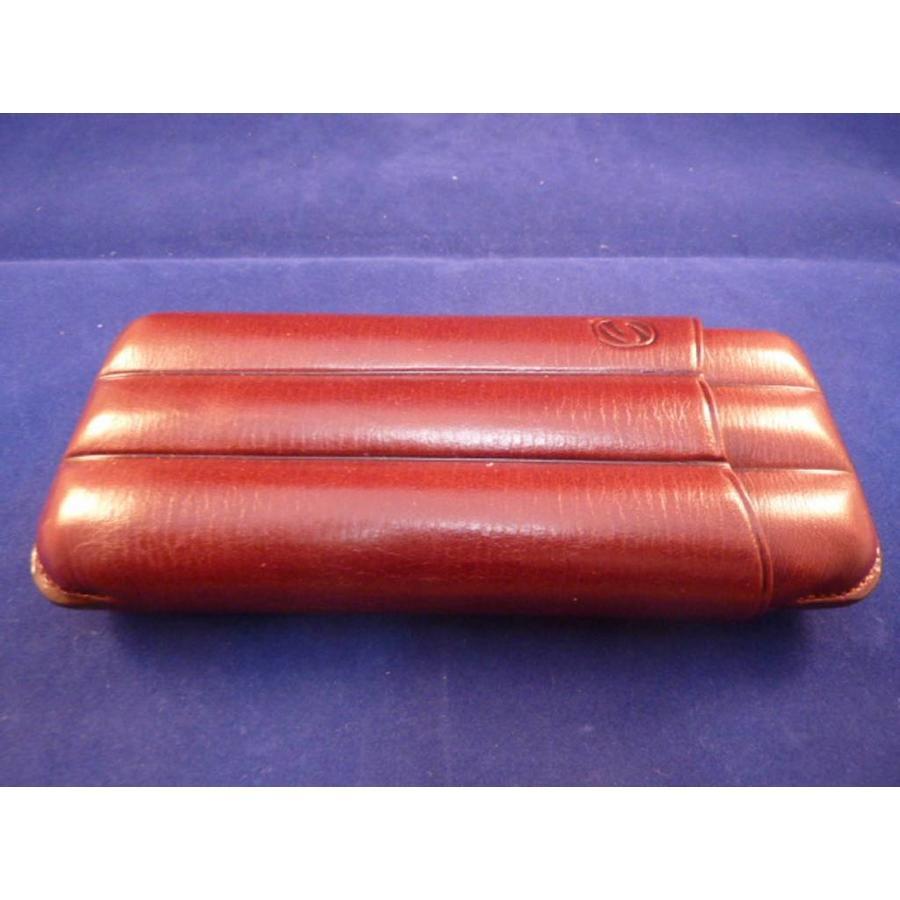 Sigarenetui Brown Leather
