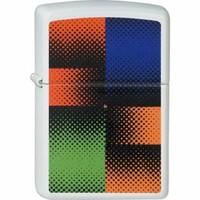 Lighter Zippo Coloured Illusions