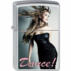 Zippo Lighter Zippo Dancing Woman