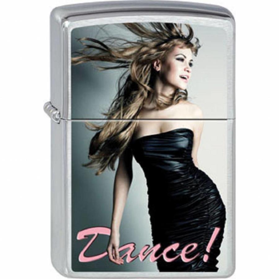 Lighter Zippo Dancing Woman