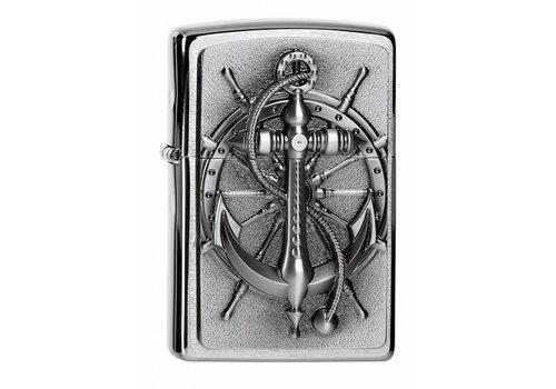Aansteker Zippo Nautic Emblem