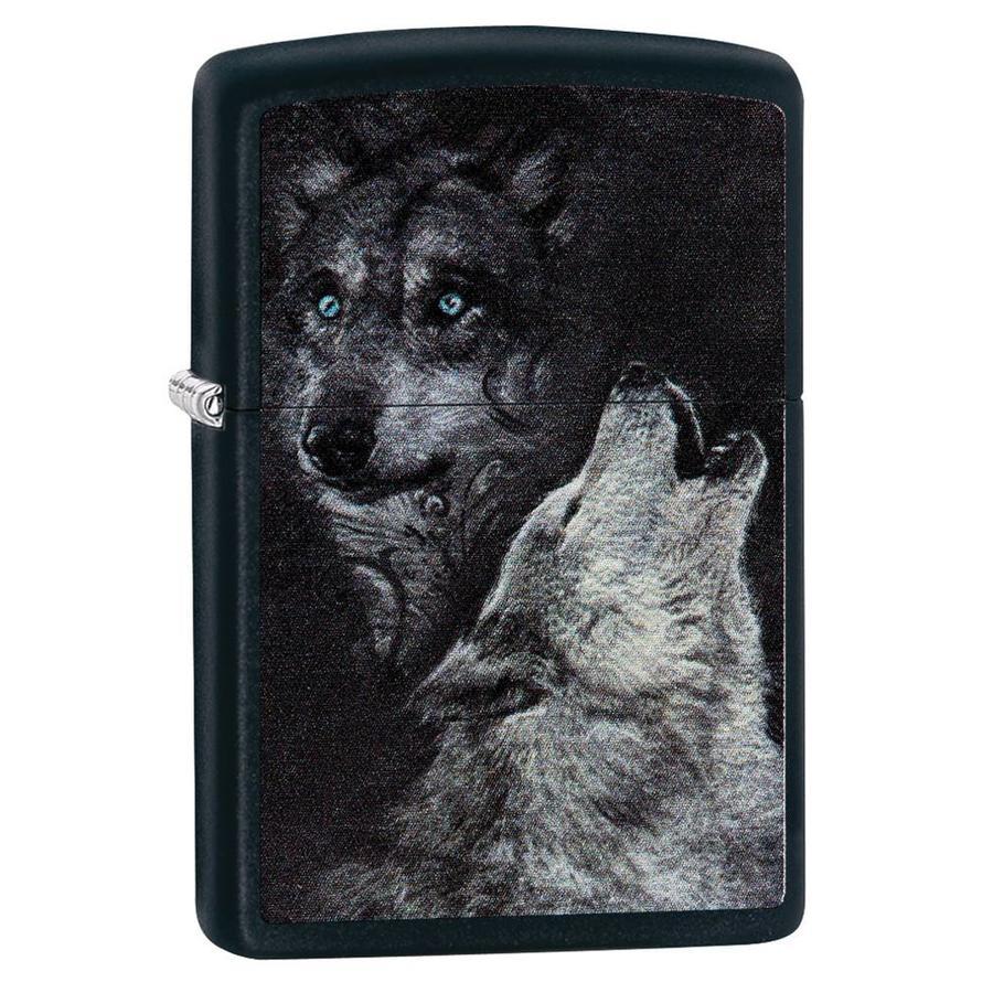 Aansteker Zippo Wolf