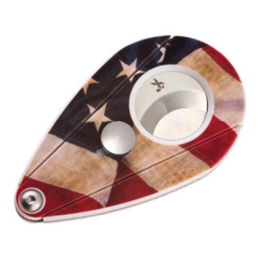 Cigar Cutter Xikar 2 American Flag