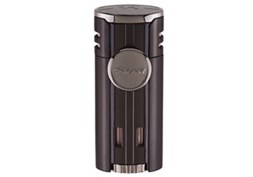 Aansteker Xikar HP4 Quad Lighter Black Matte
