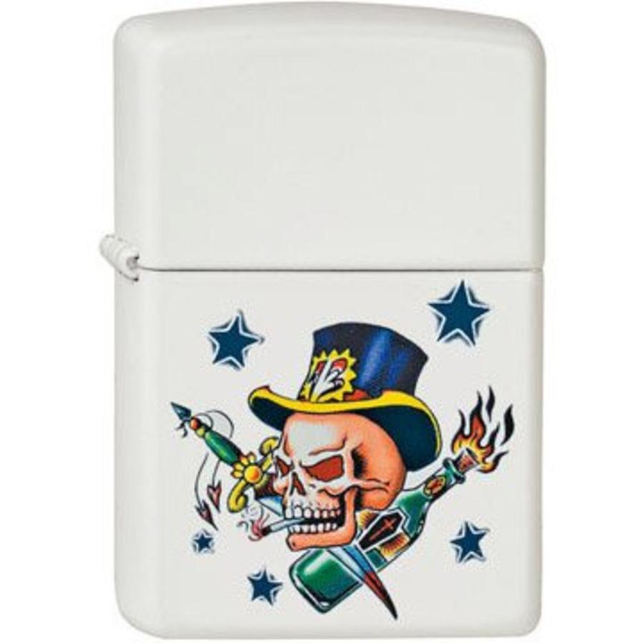 Lighter Zippo UL 13 Live Now Die Later