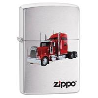 Lighter Zippo Red Diesel Truck