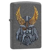 Lighter Zippo Odin Head