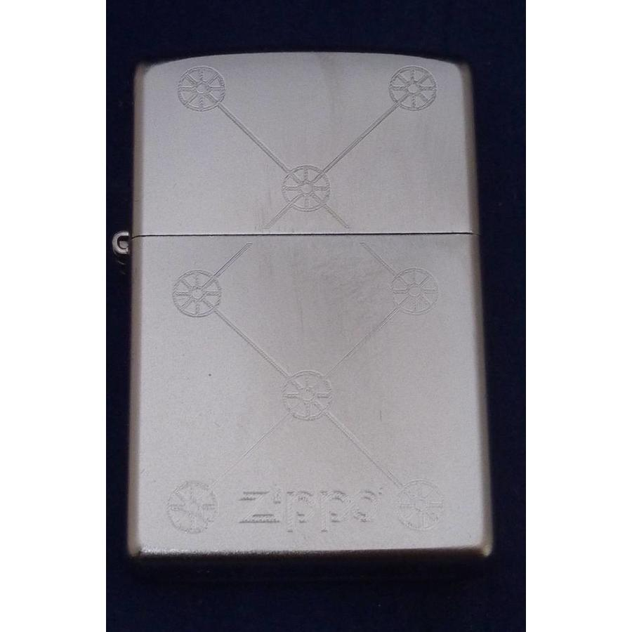 Lighter Zippo Diamonds Design