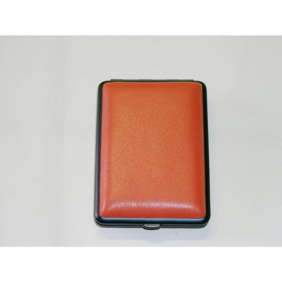 Sigarettenkoker Leather Orange Small