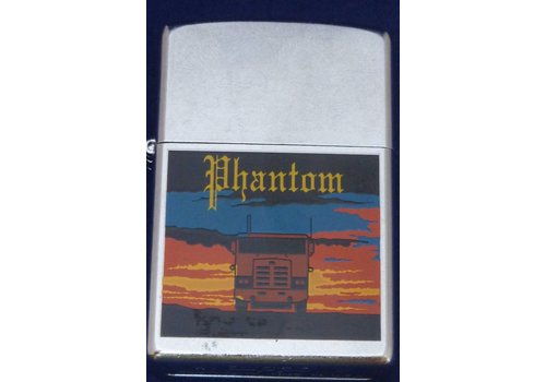 Lighter Zippo Phantom Truck