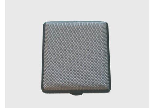 Cigarette Case Nappa Grey