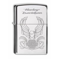 Aansteker Zippo Harley Davidson Eagle