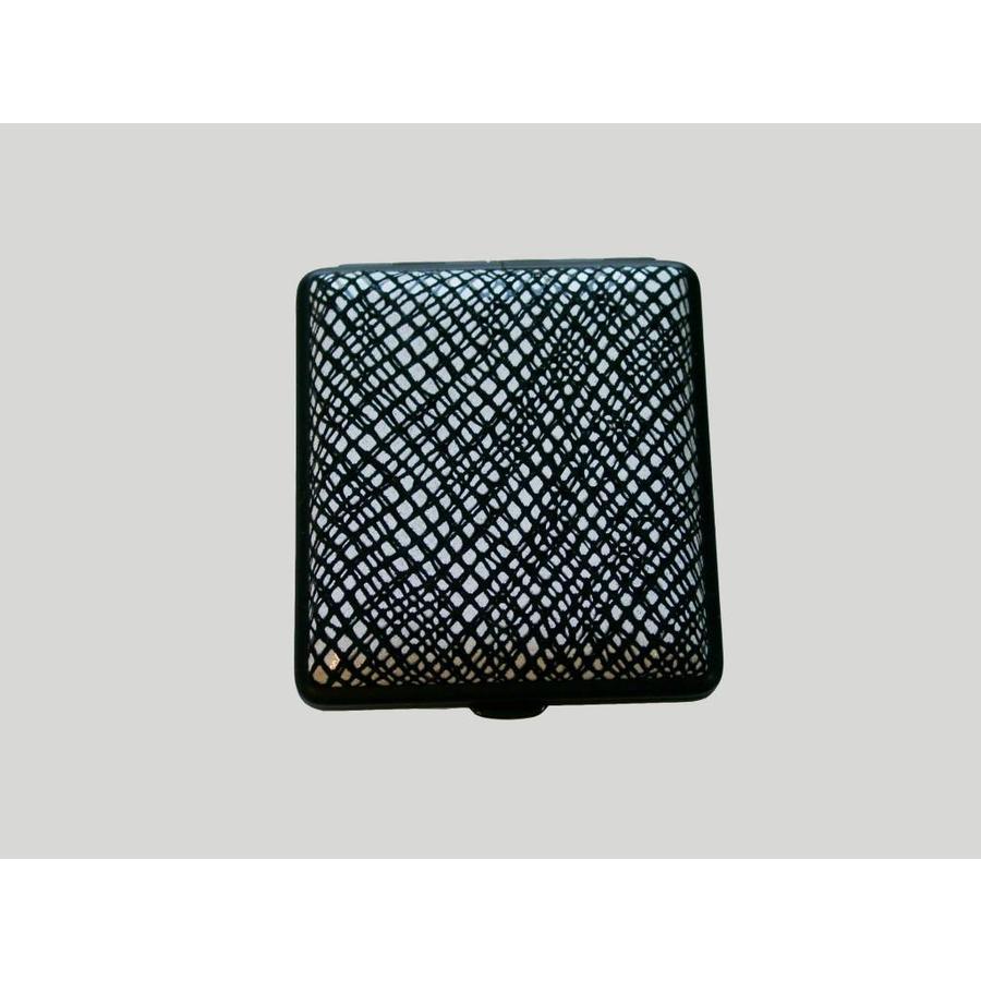 Sigarettenkoker Leather Coda Nero