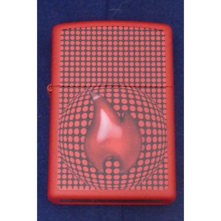 Aansteker Zippo Flame Logo Design