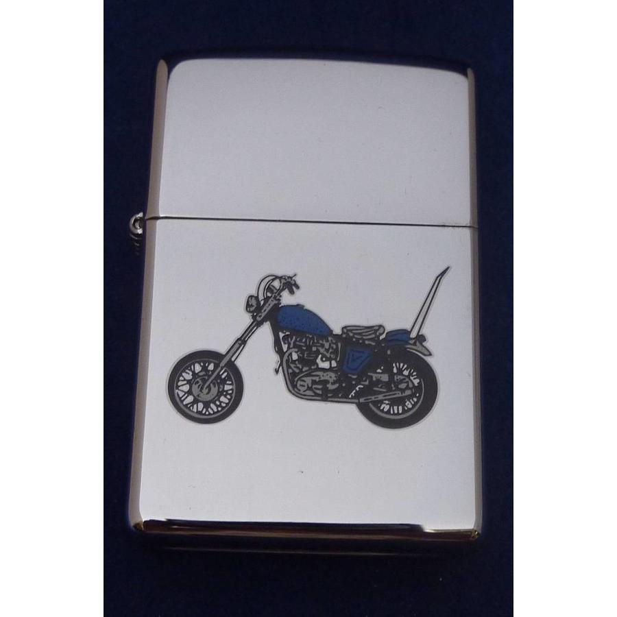 Aansteker Zippo Motorcycle Shopper