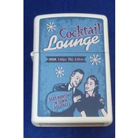 Aansteker Zippo Cocktail Lounge Martini