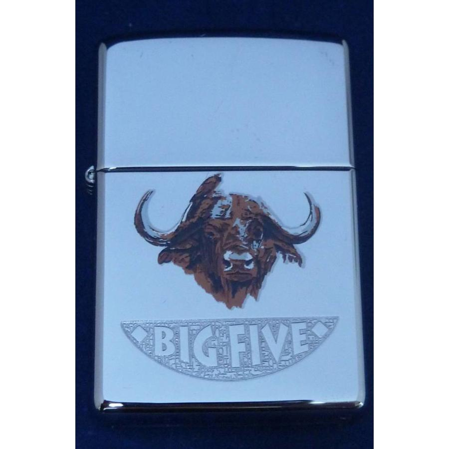Lighter Zippo Buffalo Big Five