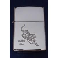 Lighter Zippo Tiger USA