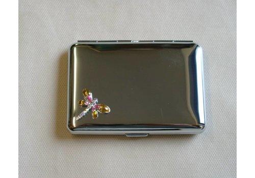 Sigarettenkoker Chrome Libelle Small