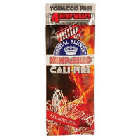 Display Hemparillo Hemp Wraps Cali-Fire