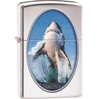 Lighter Zippo Shark Breaching