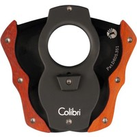 Sigarenknipper Colibri Cut Black and Red Wood