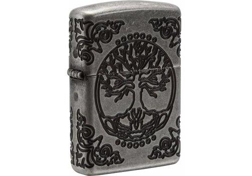 Aansteker Zippo Armor Case Tree of Life