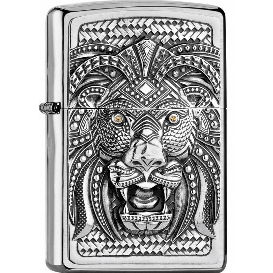 Aansteker Zippo Art Lion Emblem