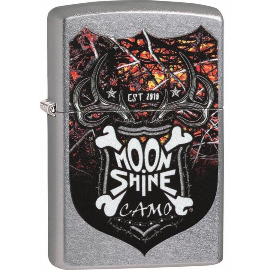 Lighter Zippo Moonshine Camo
