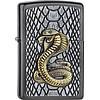 Zippo Aansteker Zippo Golden Cobra Emblem