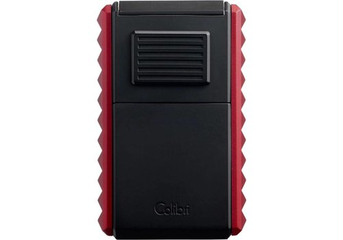 Aansteker Colibri Quasar Astoria Black/Red
