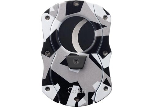 Cigar Cutter Colibri Camo Cut Charcoal
