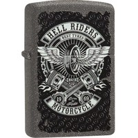 Lighter Zippo Hell Riders Motorcycle