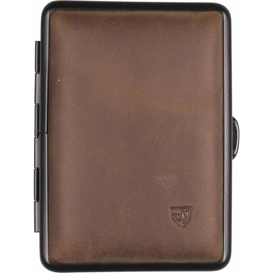 Sigarettenkoker Soft Leather Brown Small