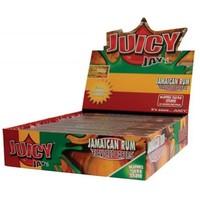 Juicy Jay's Jamaican Rum Kingsize Slim Rolling Paper Box