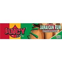 Juicy Jay's Jamaican Rum Kingsize Slim Vloei