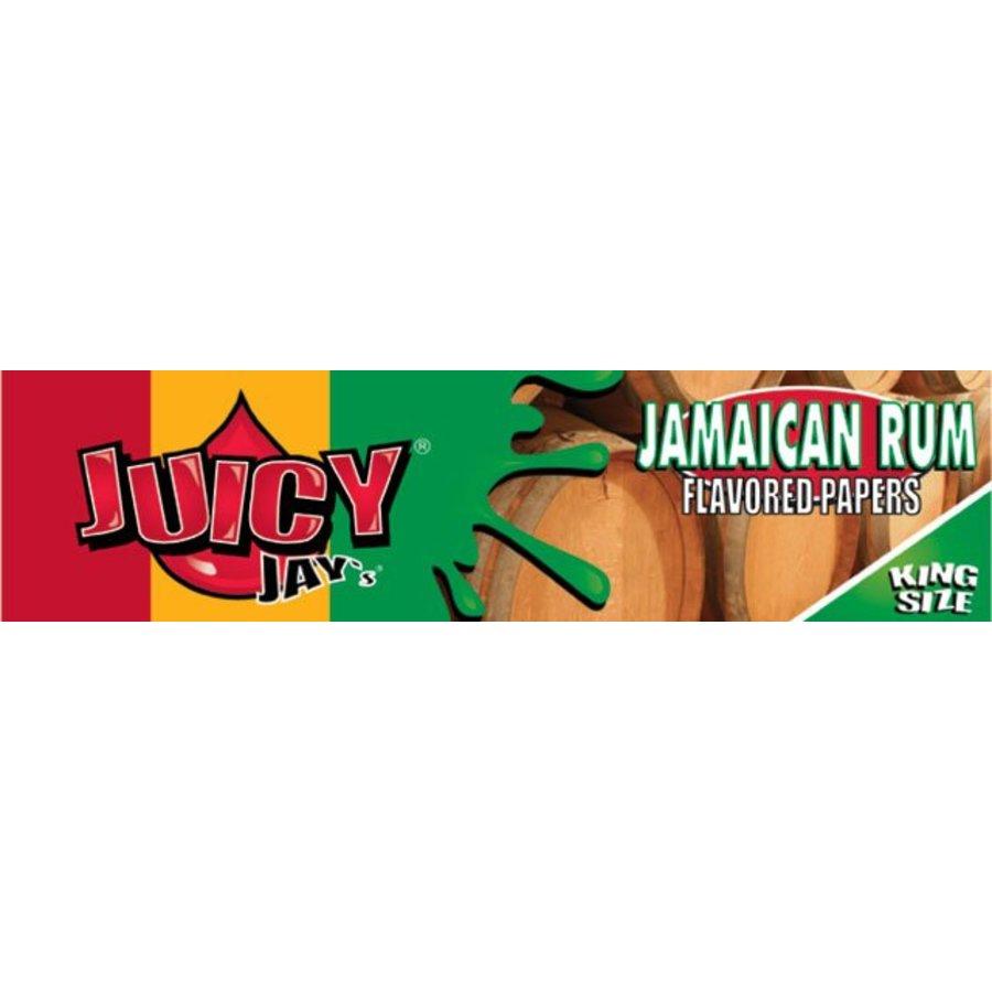 Juicy Jay's Jamaican Rum Kingsize Slim Rolling Paper