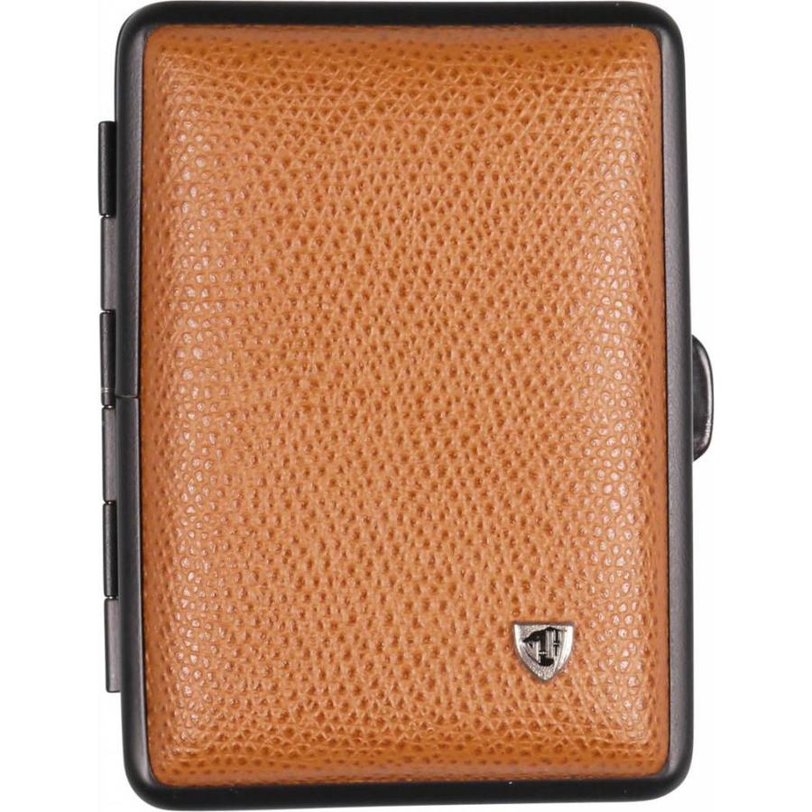 Sigarettenkoker Soft Leather Cognac Small