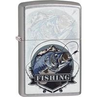 Lighter Zippo Bass Fishing